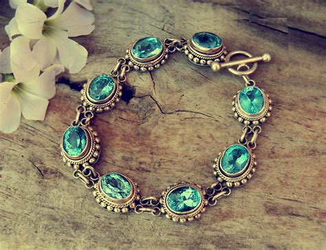 Steunk Vire Bracelet Turquoise Gelang free images texture flower reflection fashion blue painting bracelet jewellery