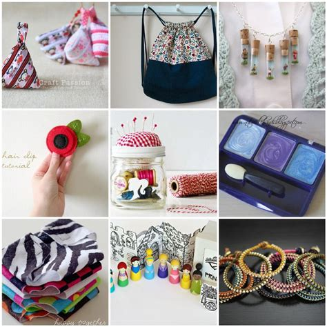 Handmade Stuffers - 10 diy handmade stuffers for