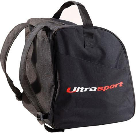 sacca porta scarponi ultrasport borsa porta scarponi 2 in 1 con impugnatura e