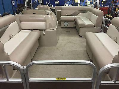 pontoon furniture sets 18 ft pontoon boat boats for sale