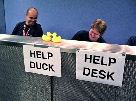 Of Help Desk by Who Helps The Help Desk