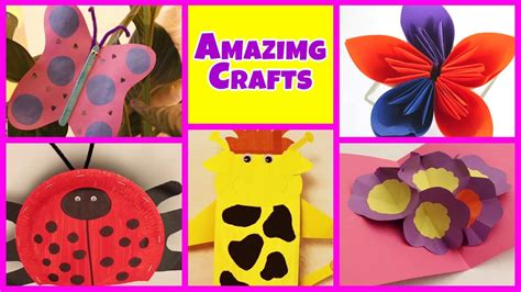 amazing crafts for and craft for at home find craft ideas