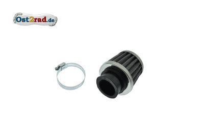 Simson Was Bringt Tuning Luftfilter by Sportluftfilter S50 S51 S70 Chrom