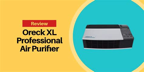 oreck xl professional air purifier review hovementcom