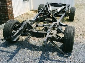 Car Struts Wiki File Chassis With Suspension And Exhaust System Jpg
