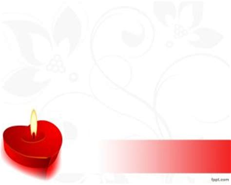 love themes for powerpoint 2010 free candle of love powerpoint template