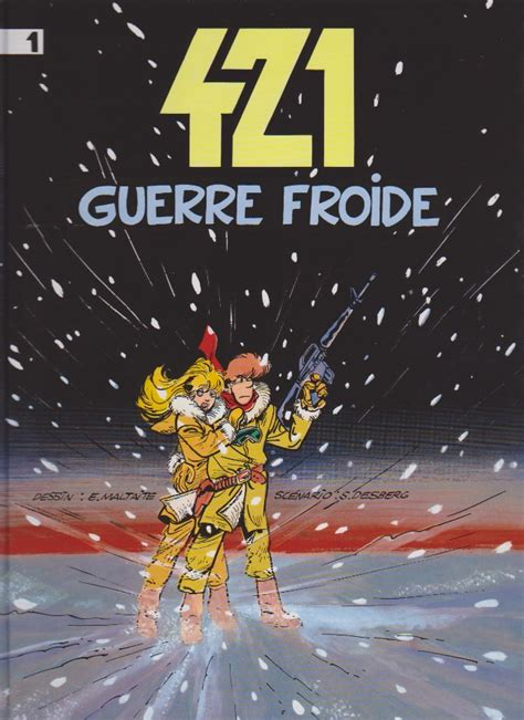 421 lintgrale tome 1 280015764x 421 1 guerre froide