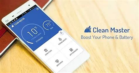 clean master apk new version clean master apk v5 9 0 for android