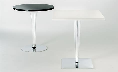 Kartell Side Table Top Top Side Table Hivemodern