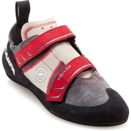 scarpa reflex climbing shoes scarpa reflex climbing shoes s rei garage
