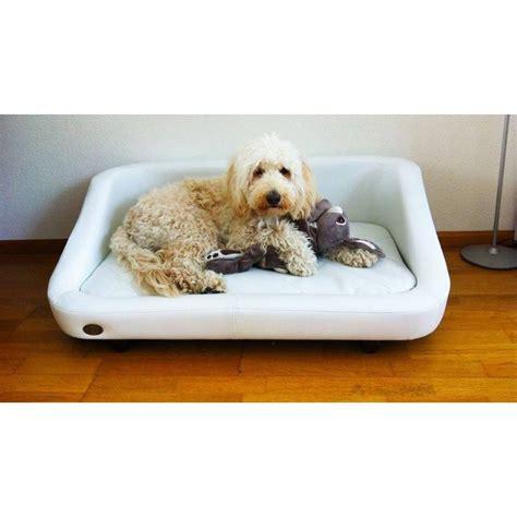 canape pour chien canap 233 pour chien original blanco fauteuil pour chien