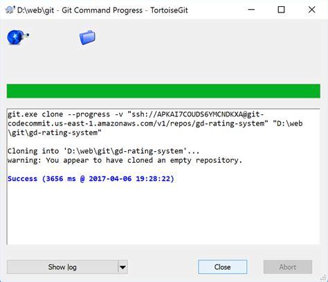 git tutorial ssh key aws codecommit git with tortoisegit using ssh tutorials