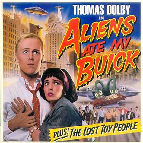 Dolby Aliens Ate My Buick Cover Dolby Aliens Ate My Buick