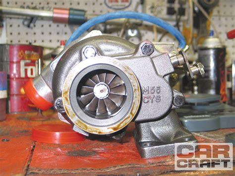 ebay turbo cheap turbos from ebay on a 350 small block engine hot