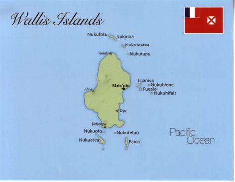 wallis and futuna map wallis island