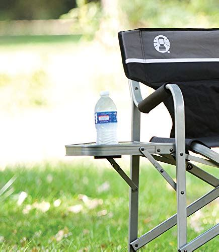 coleman portable deck chair with table coleman portable deck chair with side table the cing