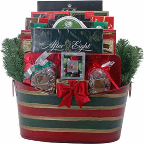 holiday gift basket gift delivery in canada