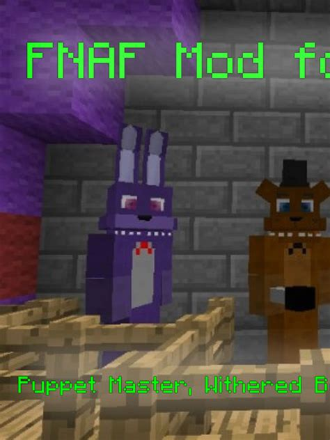 mods in minecraft for ipad app shopper fnaf mod for minecraft pc edition mods wiki