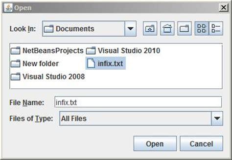swing exle in java scanner filereader java exle