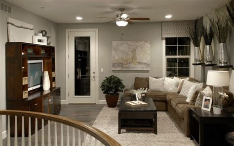 Living Room Ideas With Grey Flooring Grey Hardwood Floors How To Combine Gray Color In Modern
