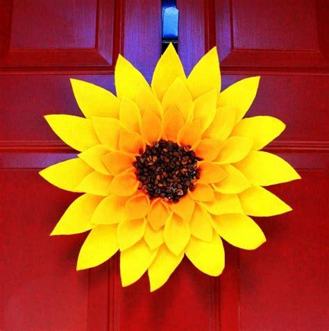 Delightful Extra Large Christmas Wreath #2: Summer-sunflower-wreath_ExtraLarge700_ID-893825.jpg?v=893825