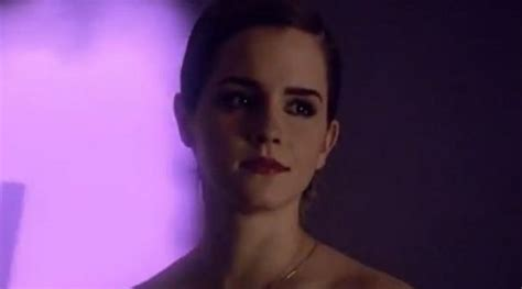 emma watson commercial emma watson leaves harry potter behind in sexy tr 233 sor