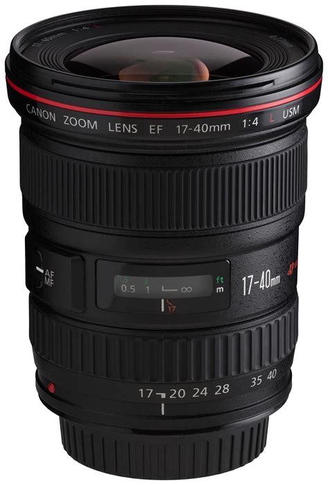 Canon Lens Ef 17 40mm F4 0 L Usm canon ef 17 40mm lens