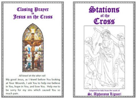 printable images stations of the cross catholic icing printable stations of the cross for children