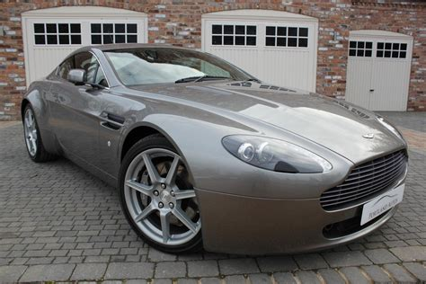 used 2005 aston martin vantage 4 3 v8 cheap tax two owners full aston history for sale in south