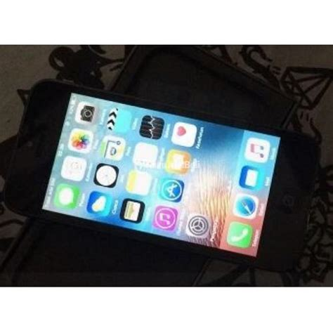 Hp Apple Iphone 5 64gb hp apple iphone 5 64gb black second murah mesin masih oke