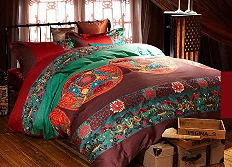 Can You Put A Comforter In A Duvet Cover by Cliab Boho Bedding Bohemian Bedding Bedding