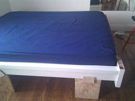ikea malm bed frame hack ikea hackers malm queen murphy bed hack home storage