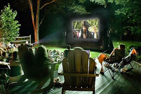 backyard movie party haddontowne swim club tigersharks movie nights