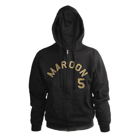 Hoodie Maroon 5 4 maroon 5 logo hoodie
