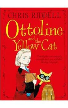 ottoline and the yellow 033045028x kniha ottoline and the yellow cat riddell knihy abz cz
