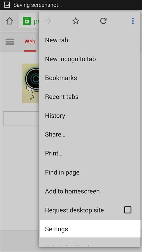 clear chrome cache android clearing your chrome browser on your android phone inmotion hosting