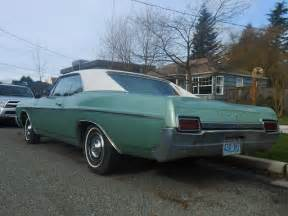 1967 Buick Special Seattle S Parked Cars 1967 Buick Special Deluxe