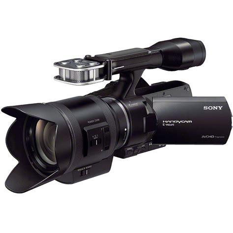 Kamera Sony Vg30 Sony Nex Vg30 Camcorder With 18 200mm F 3 5 6 3 Power Nex