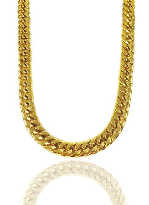 18K Gold Cuban Link Chain   Best Chain 2018