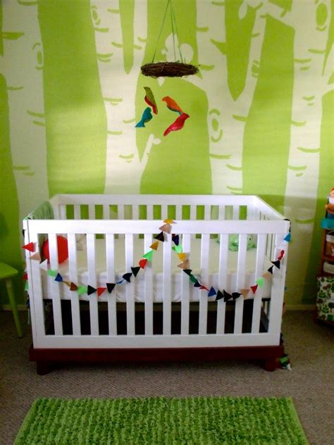 Enchanted Forest Nursery Decor Kate S Enchanted Forest Project Nursery