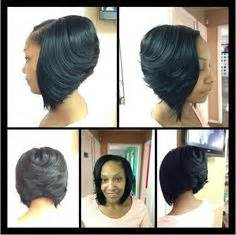 sew in bob hairstyles 1000 images about cute sew in s on pinterest sew