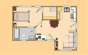 Tiny House 400 Sq Ft by Cozyhomeplans Com 400 Sq Ft Small House Quot Bessie Anne Quot Floo