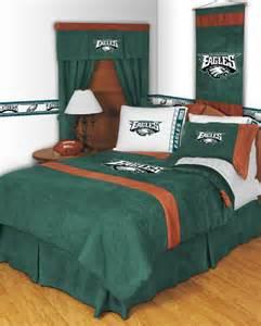 Bedroom Sets For Cheap In Philadelphia Nfl Philadelphia Eagles Mvp Bedding Set