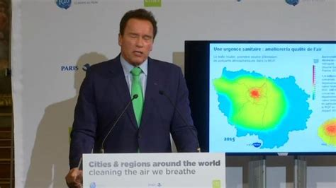 News Roundup New Climate Pact Bad News For Sea Levels And More by Schwarzenegger Pushes Climate Pact In