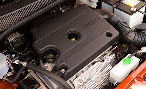 Suzuki Sx4 Engine Specs Car And Driver