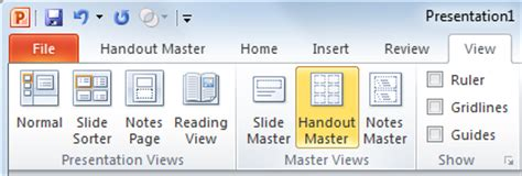 wordpress tutorial handouts how to create powerpoint slides handouts