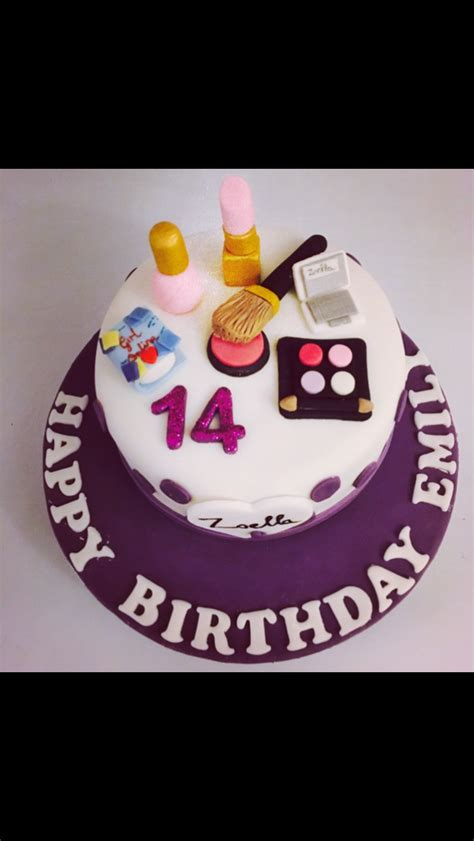 zoella theme birthday cake    year  craftycrusty   birthday cake girls girls