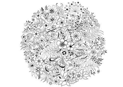 secret garden coloring book ebook guild december 2014