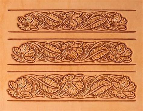 craftaid template leather pattern leathercraft pattern
