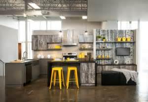 armoire chalet cuisine chalet urbain armoire de cuisine en acrylique